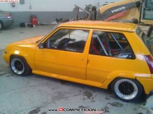 se vende r5 gt turbo