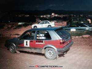 GOLF II GTI 16V AUTOCROSS