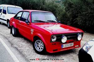 FORD ESCORT RS2000 MK2