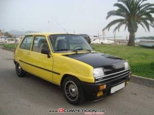 RENAULT 5 Alpine COPA TURBO