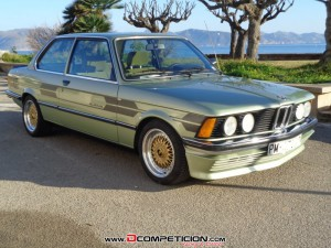BMW  E21  315 Coupe
