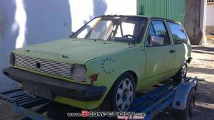 VW copa polo Motorsport años 80