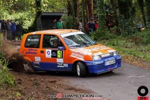 Se Vende Fiat Cinquecento del Trofeo Nacional