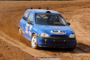 Se vende opel corsa B 2.0 16v listo para correr Autocros.