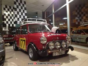 Mini Cooper S Rally de Montecarlo