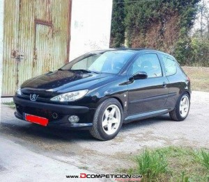 Se cambia 206 2.0 16 fase 1.5 impecable