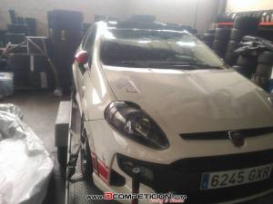Despiece Abarth Punto Evo