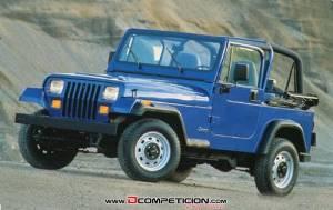 Anortiguadores para jeep