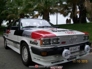 AUDI GT 2.0  RALLY REGULARIDAD