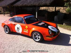 PORSCHE 911 ST RACING CAR