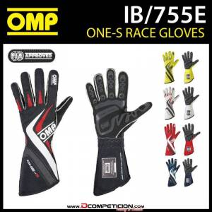 GUANTES ONE-S OMP