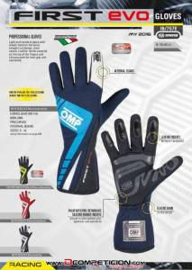 GUANTES FIRST EVO