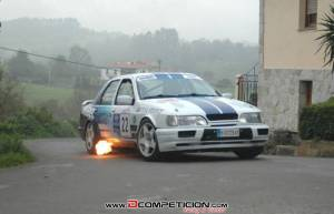 FORD SIERRA COSWORTH GR-A
