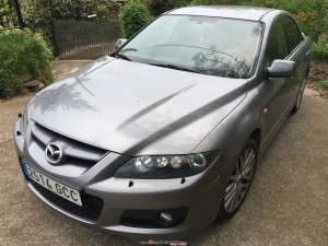 Mazda 6 MPS 2.3 Turbo 4WD