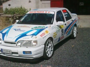 se vende Ford Sierra cosworth 4x4