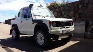 Se vende Mitsubishi montero pajero T1 para rally tierra y raid