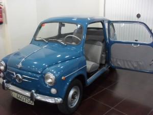 Seat 600 D Mirabragas