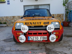 vendo Renault 5 Alpine Turbo