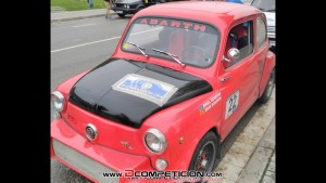 Seat 600 D Replica Abarth