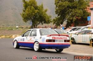 Sierra 4x4 de rallys
