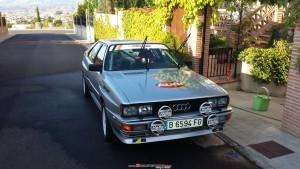 Audi Quattro UR