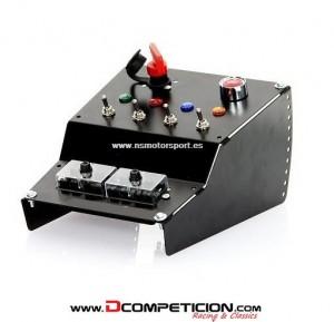 panel mandos