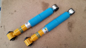suspension bilstein peugeot 206