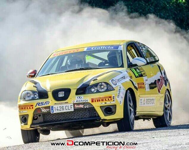Se vende Seat Ibiza TDI Rally