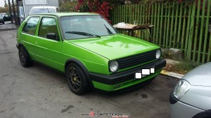 Golf mk2 4x4 1. 8 20v gti turbo 480cv