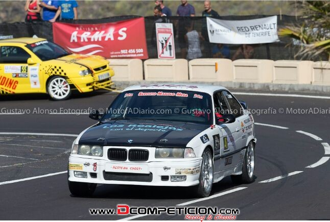 Vendo mi BMW 335 e36 de rally