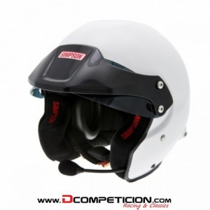 Casco Rally Simpson