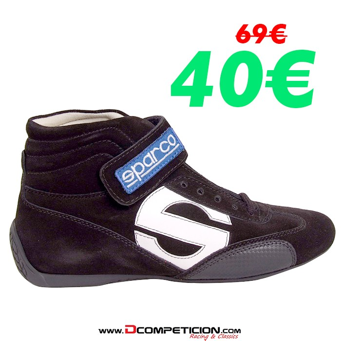 BOTA SPARCO SPEED WAY 2