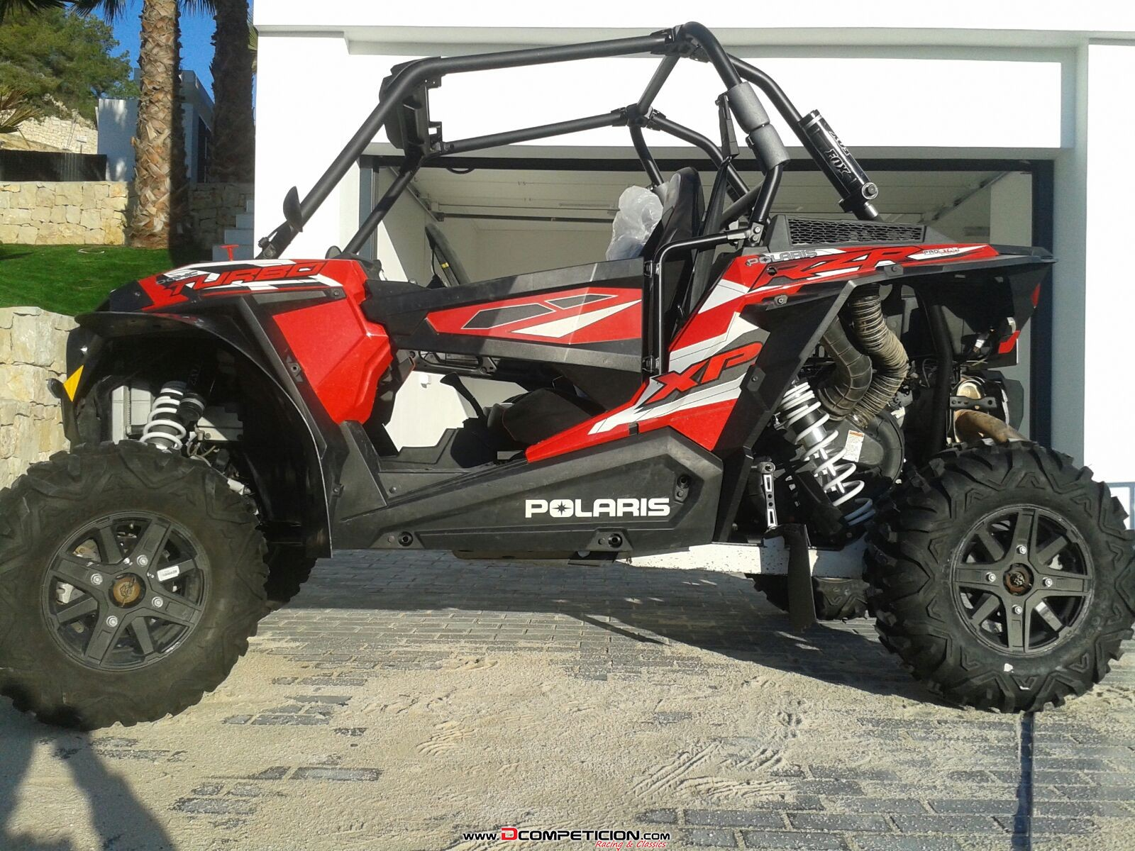 Polaris RZR Turbo 2016