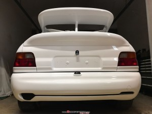 VENDO FORD ESCORT COSWORTH T35