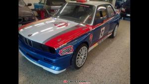 BMW E30 competicion 400hp