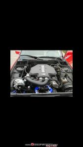 MOTOR COMPLETO V8 SUPERCHARGUER 500cv