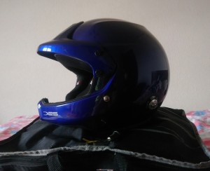 Casco Stilo Des Azul