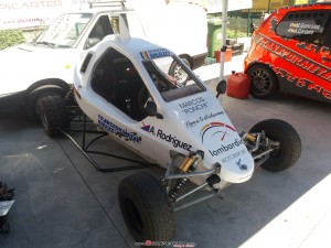 Chasis Kart Cross xtrem año 2010 Exoficial
