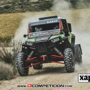 Polaris rzr xp 1000 de competicion