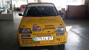 Fiat cinquecento sporting 1.1
