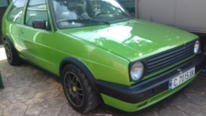 Golf 2 1.8 TURBO 4x4