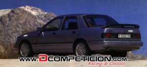 Ford Cosworth 4x4 COMPRO