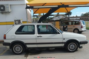 VW Golf GTi 8 Valvulas