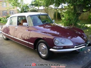 Citroen DS 23 Inyeccion Pallas