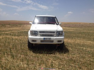 Isuzu Trooper FIA