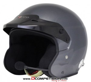 Casco Pilote Intercom