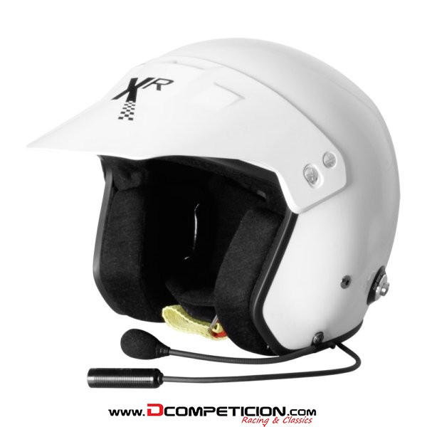 Casco Rally Tipo Peltor