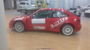 alquilo xsara kit car