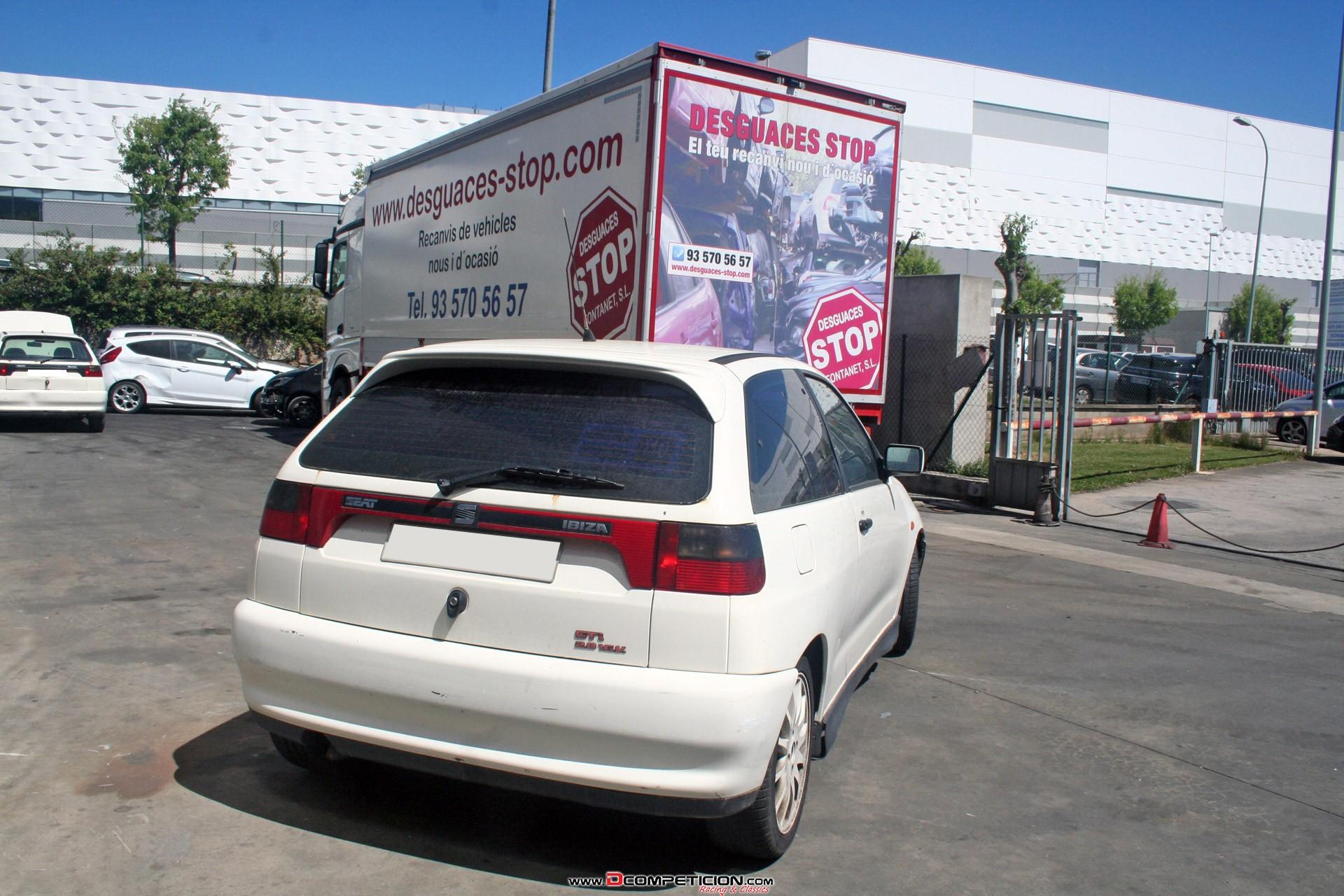 MECÁNICA PARA SWAP SEAT IBIZA Cupra2 2.0 150CV AÑO 1997