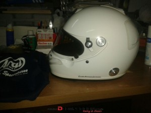 Casco Arai GP5